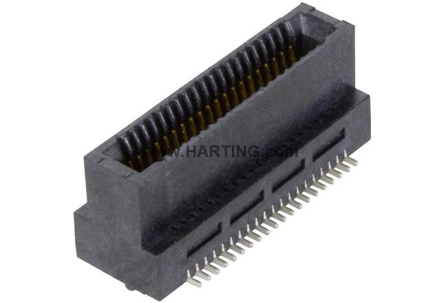 har-flex HD-Card Edge 20 w/o hold PL1