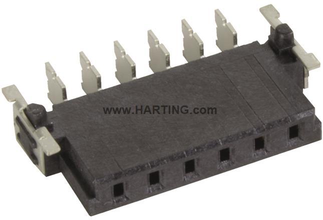 har-flex Power F ang 6P SMT PL1 Sample