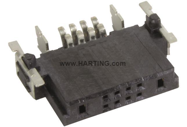 har-flex Hybrid F ang 2+8 SMT PL1 400pcs