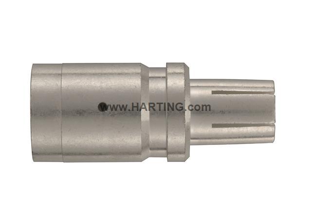Han TC300 female contact axial 95-120mm²