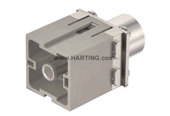 Han 300A PE axial module 95-120mm² male