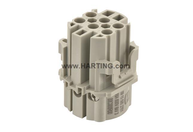 Han F+B 5E SMC FI SCT 0,75 - 2,5 mm²