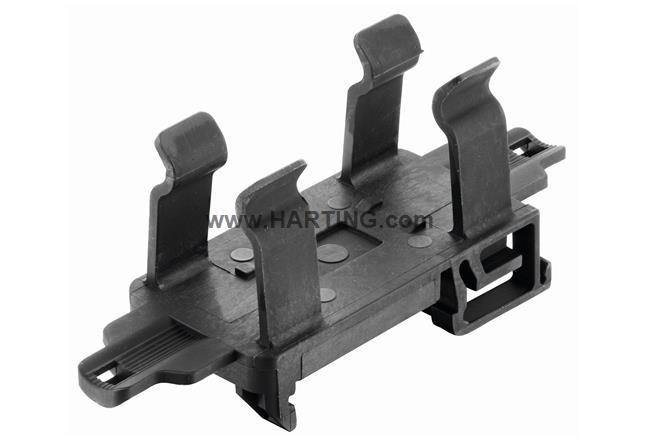Han 1A-DIN rail adapter