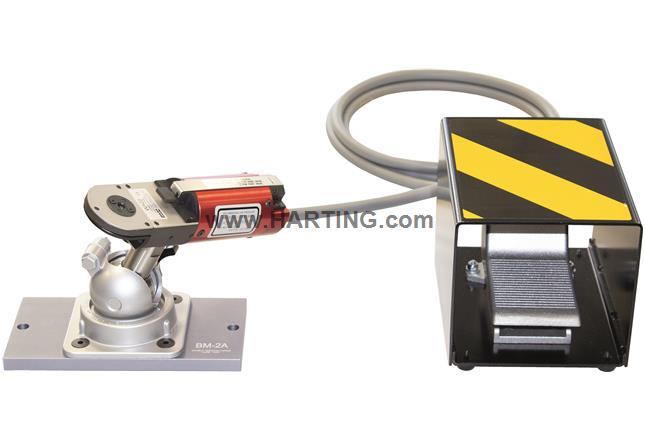 Pneum. crimping tool x501