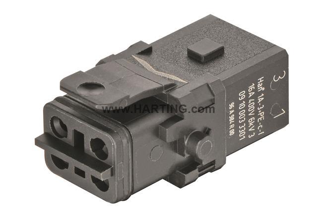 Han 1A-3+PE-c-f latch