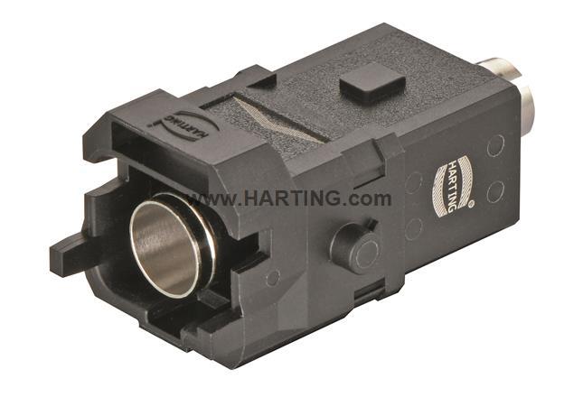 Han 1A-M12-m D-coded, latch