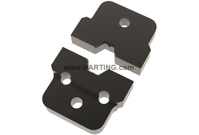 Crimp inserts 7,5 for tool 09990000647