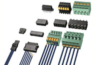 PCB terminal blocks har-flexicon® (1.27mm, 2.54mm, 3.50/3.81mm,5.00/5.08mm)